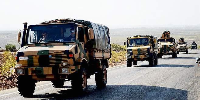 Milli Savunma Bakanlığı'ndan 'Fırat Kalkanı' açıklaması