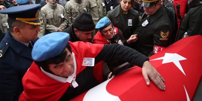 Türkiye şehitlerini uğurladı, gözyaşları sel oldu