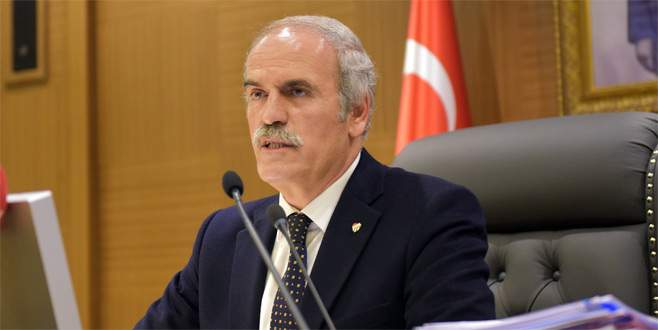 Başkan Altepe'den 'BUDO' açıklaması