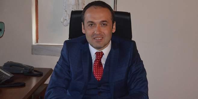 Mudanya'nın yeni kaymakamı Sözer göreve başladı