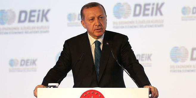 Erdoğan: Suriye'de yeni bir devlete izin vermeyeceğiz!