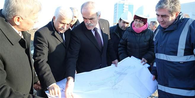 Panayır deresi Bursa'ya prestij katacak
