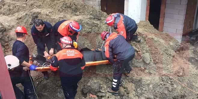 Kanalizasyon çalışması sırasında can pazarı: 1 ölü