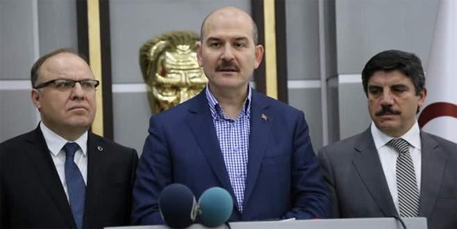 Bakan Soylu: 'Çok önemli bilgilere ulaştık'