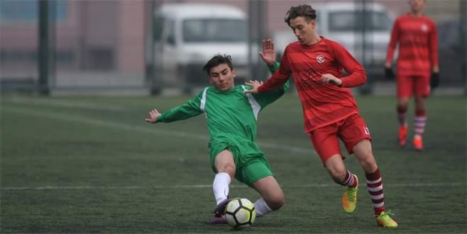 Gülbahçespor'un 'ELİT' yürüyüşü: 9-0