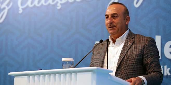 Çavuşoğlu: Çanakkale'yi savunurken 6 bin Halepli vardı