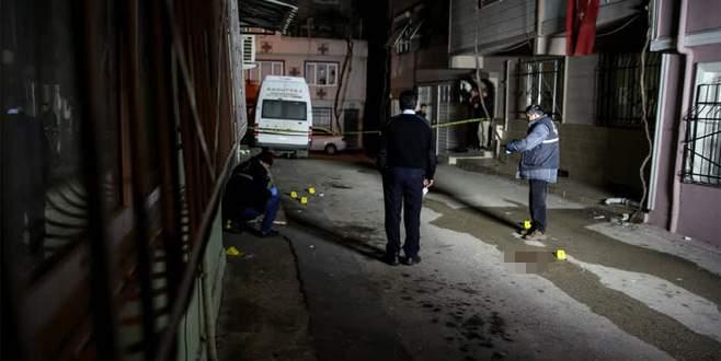 Bursa'da sokak ortasında dehşet: 1 ölü