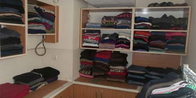 Nilüfer Belediyesi'nden bir 'Giymiyorsanız Giydirin' mağazası daha