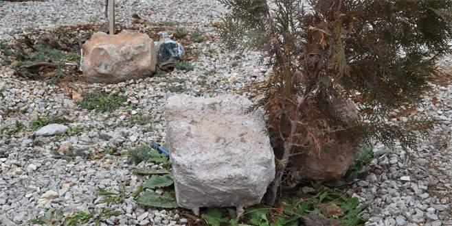 TSK, El Bab'daki patlayıcıların fotoğraflarını paylaştı