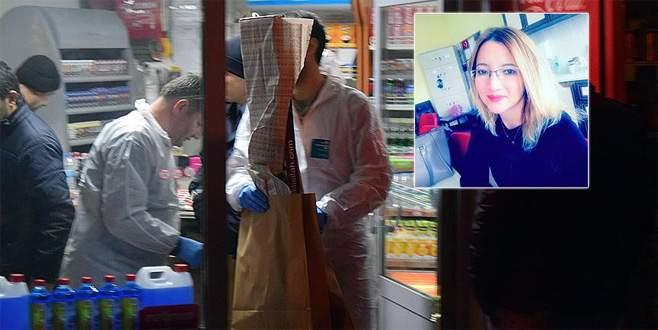 Hediye paketinden çıkardığı silahla kız arkadaşını öldürdü