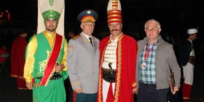 Bursa'dan Rusya'ya taziye mesajı
