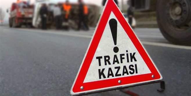 Zincirleme trafik kazası: 15 yaralı