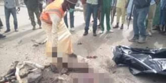 Kadın canlı bombanın cezasını mafya kesti