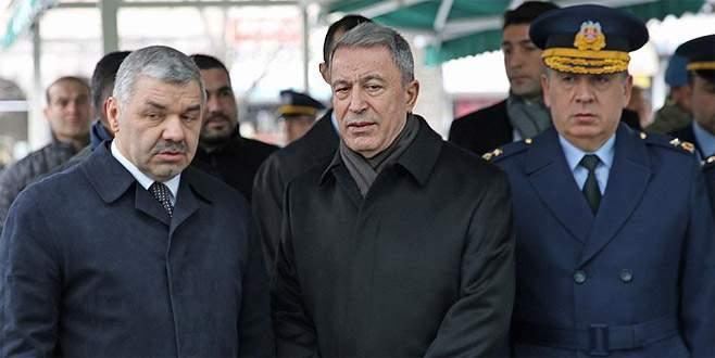 Genelkurmay Başkanı Akar'ın acı günü