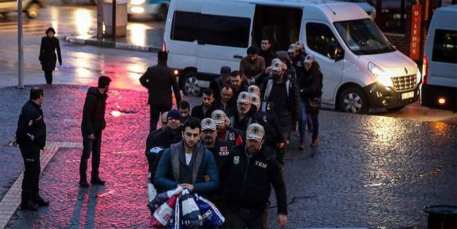 Bursa'daki FETÖ operasyonunda flaş gelişme!