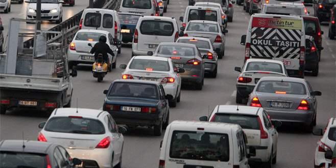 Mollaarap ve Dikkaldırım'da trafik düzenlemesi