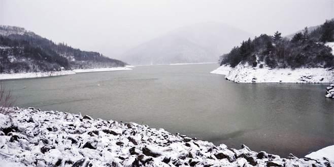 Bursa barajlarına kar dopingi