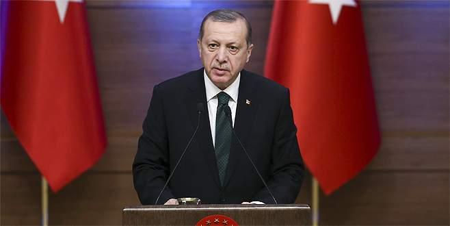 Erdoğan: 'Kusura bakmayın, biz bunu yutmayız'