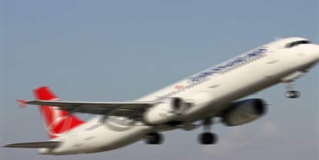 THY uçağı Yenişehir'e zorunlu iniş yaptı!
