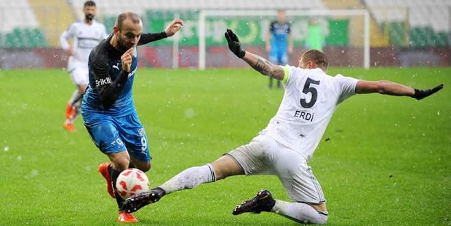 Timsah Aydınspor'a diş geçiremedi: 1-1