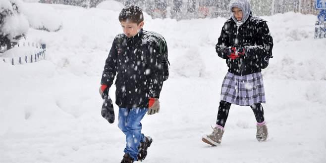 Bursa'da okullar yarın tatil mi? ( 30 Aralık Cuma günü okullar tatil mi?)