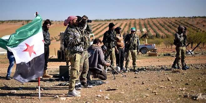 Ateşkese katılan muhalif gruplar açıklandı
