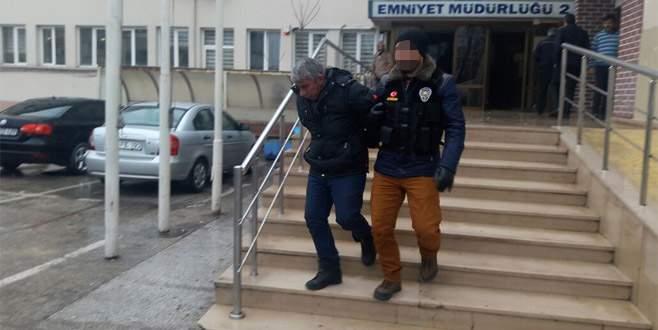 Bursa'da zehir tacirlerine darbe!