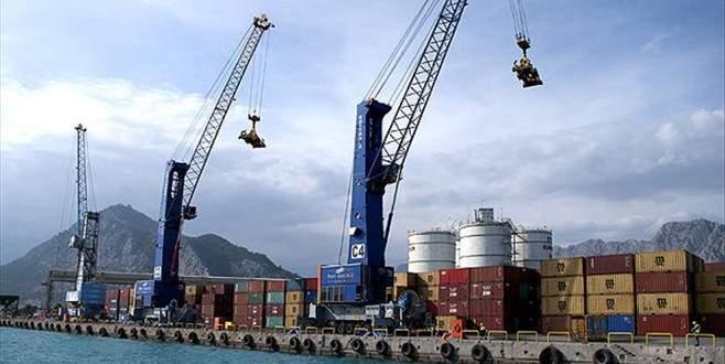 Bursa'nın ihracatı yüzde 22,2 arttı