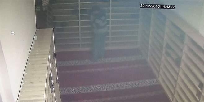 Bursa'da bir tuhaf hırsızlık! Önce kokladı