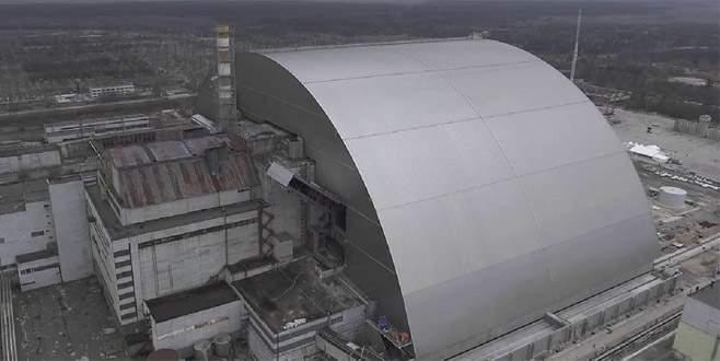 Nükleer sızıntıya çelik kalkan