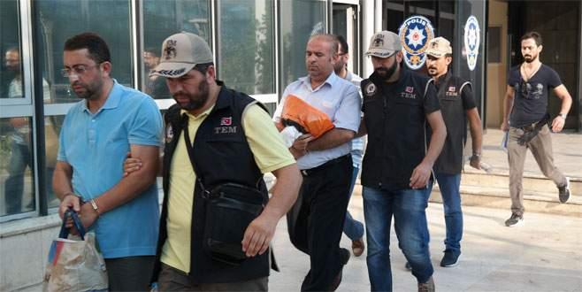 FETÖ'den tutuklanan 4 avukat iddiaları kabul etmedi
