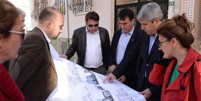 Bursa'da tarihi projeye Anıtlar Kurulu'ndan onay çıktı