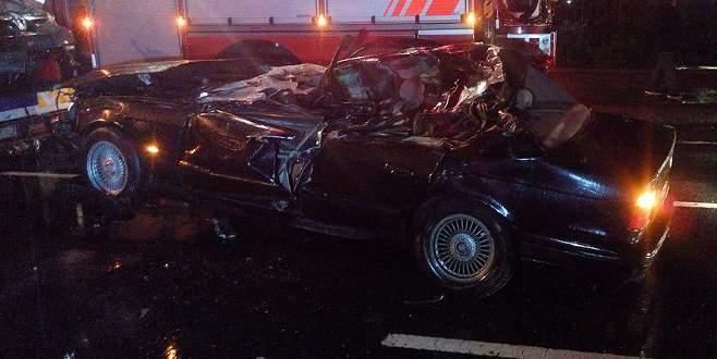 Erdal Tosun'un ölümüne yol açan şoför tutuklandı