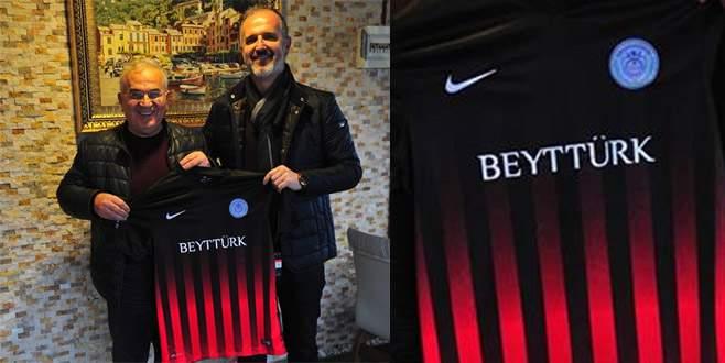 Cem Kapitan'dan Beytürk'e teşekkür