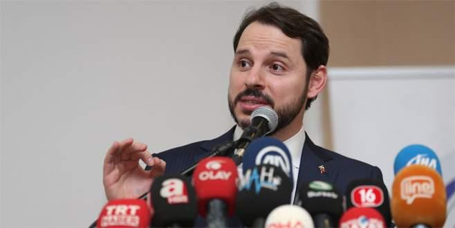 Enerji ve Tabii Kaynaklar Bakanı Albayrak, Bursa'da