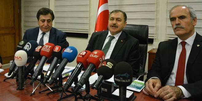 Bakan Eroğlu: Bahçeli, devlet adamlığı örneği gösterdi