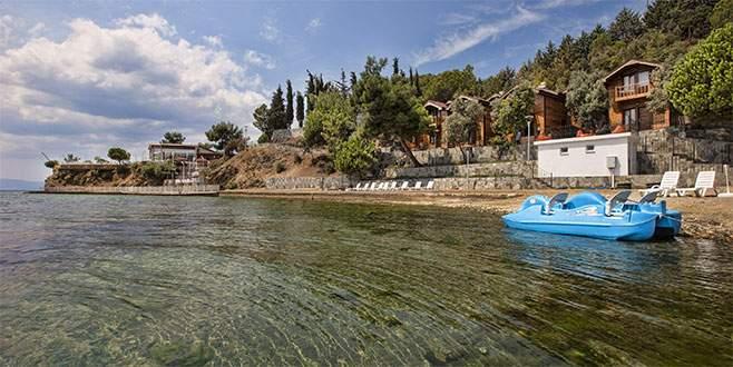 Bursa'ya yeni tatil sitesi