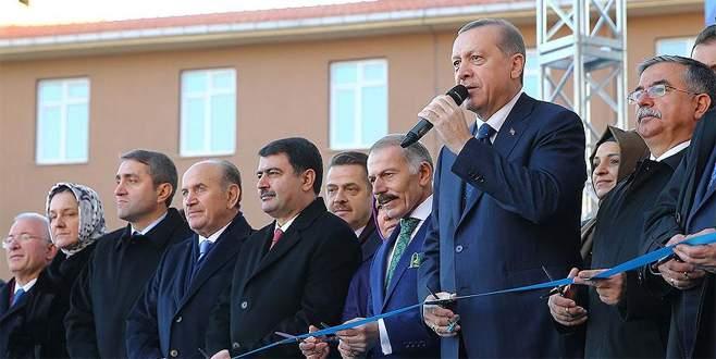 Erdoğan: Meydanı bırakmadık, bırakmayacağız