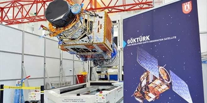 Göktürk-1 uydusu bugün fırlatılıyor