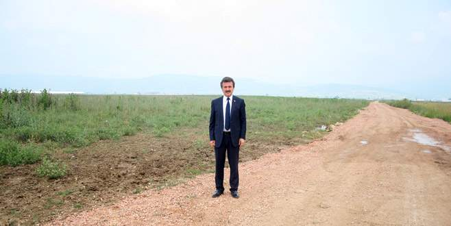 Oto Test Merkezi'ne belediyeden arazi tahsisi