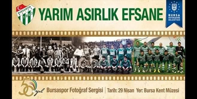 Bursa futbolu fotoğraflarla gözler önünde