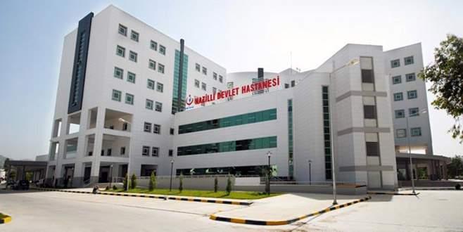 Nazilli Devlet Hastanesi'nde 'yasak aşk' dedikodusu