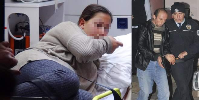 2'nci çocuğuna hamile 18 yaşındaki Derya'ya eş dayağı
