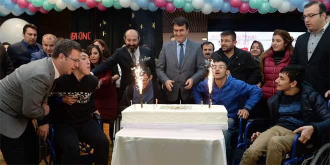 Osmangazi Belediyesi engellileri unutmadı