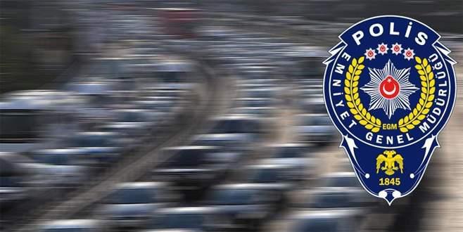 Emniyet'ten 'sürücü sağlık raporu' açıklaması