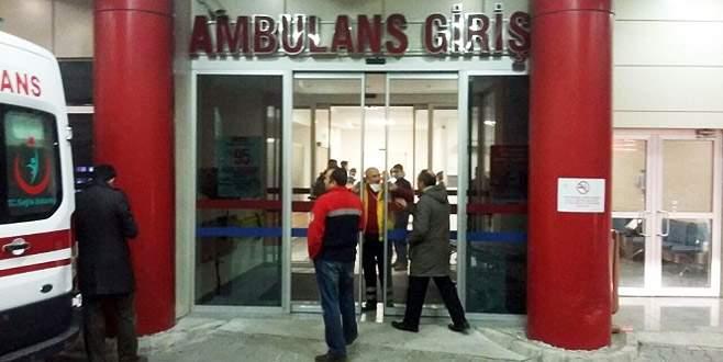 Şüpheli ölüm üzerine hastane karantinaya alındı
