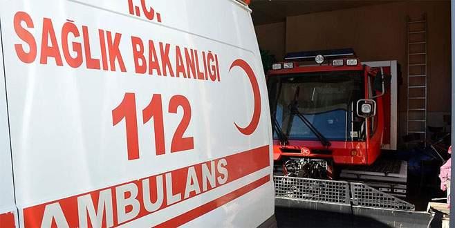 Nusaybin'de patlama: 1 ölü, 2 yaralı