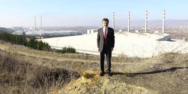 Yenişehir OSB yatırımcıyı bekliyor