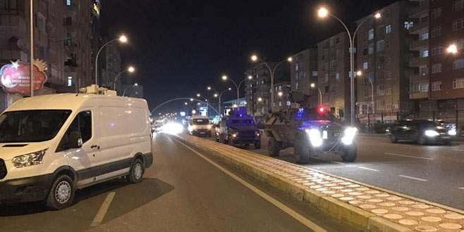 Diyarbakır'da polise EYP'li saldırı