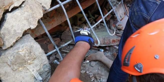 6.5 büyüklüğünde deprem! 25 ölü